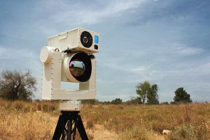 Long Range Surveillance