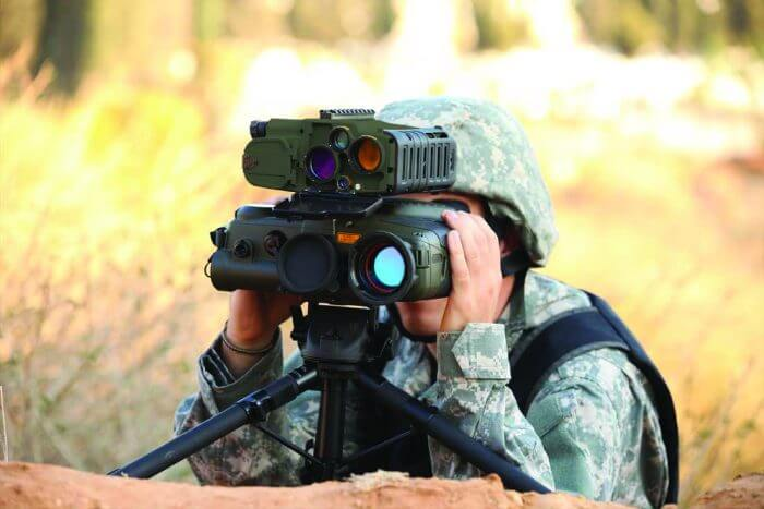 Hand Held Thermal Imagers