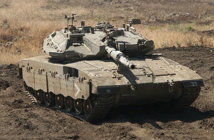 Armor Vehicles & MBTs