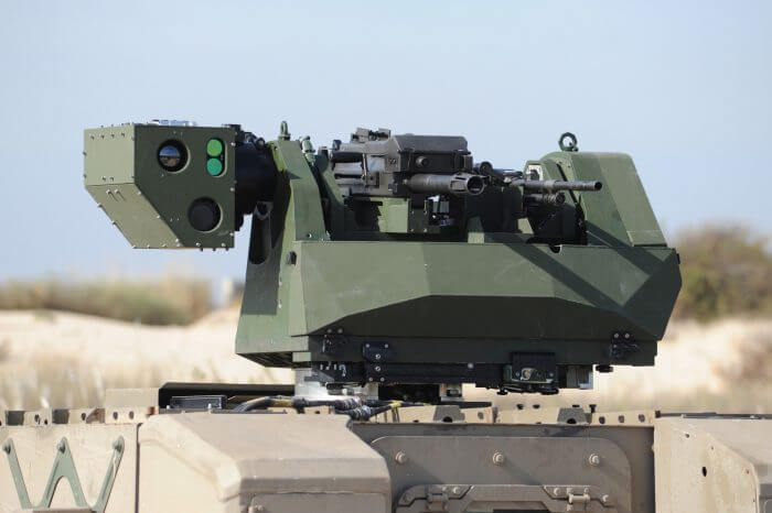 Remote Weapon Sight
